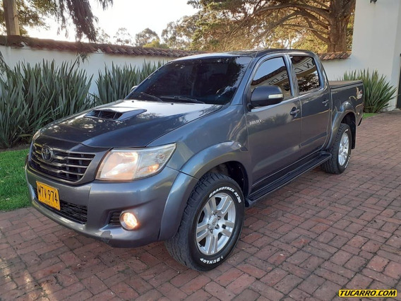 Toyota Hilux 3.0cc 4x4 At Aa