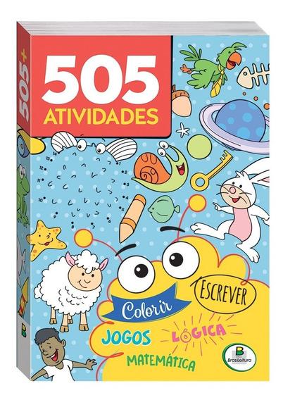 Livro 505 Atividades Todolivro