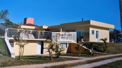Chácara Com 4 Dormitórios À Venda, 4450 M² Por R$ 1.950.000,00 - Caixa D´água - Vinhedo/sp - Ch0139