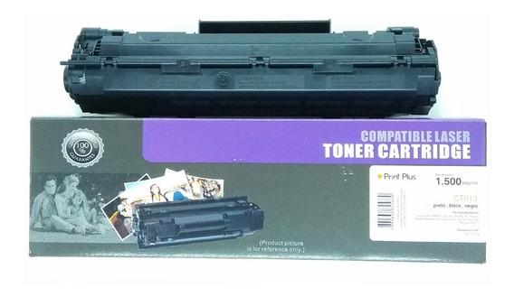 Cartucho Toner Compativel 283a Print Plus