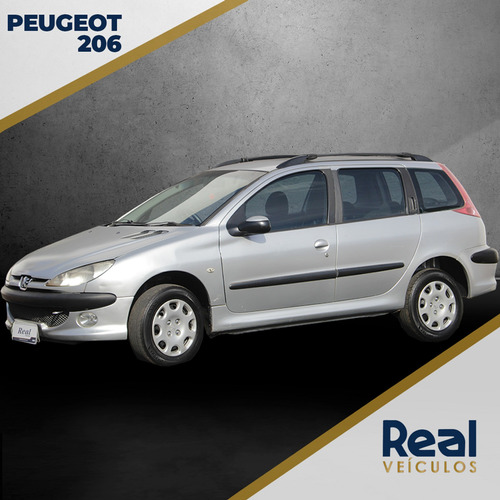 Peugeot 206 Sw Presence 1.4 2006/2007