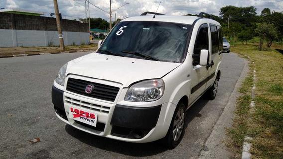 Fiat Doblo Atractive 1.4 Flex 7 Lugares