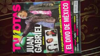 Juan Gabriel Revista Tvnotas