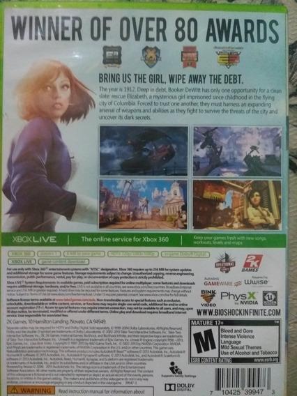 Bioshock Infinite - Xbox 360 Original