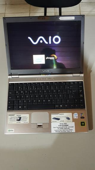 Sony Vaio Vgn-sz350bp - Semi Novo