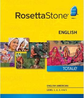 Rosettá Stone Inglés Pc