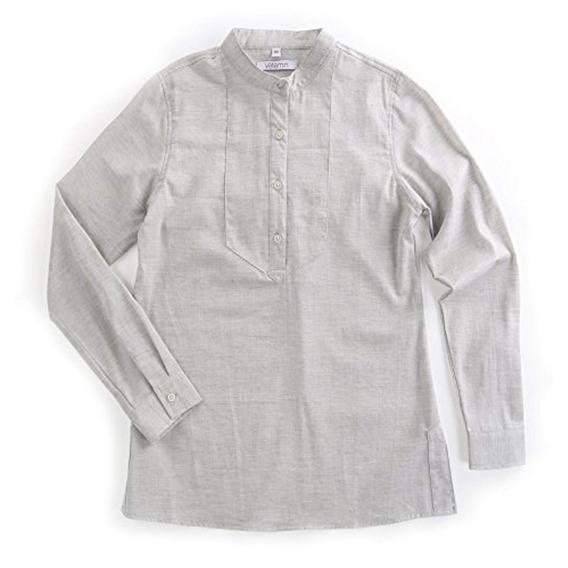 4be0296ad85e Camisas Manga Larga Dama De Botones - Blusas para Mujer en Mercado ...