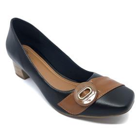 1ef3ff8789 Sapatos Femininos Tamanho Grande 42 E 43 - Sapatos no Mercado Livre ...