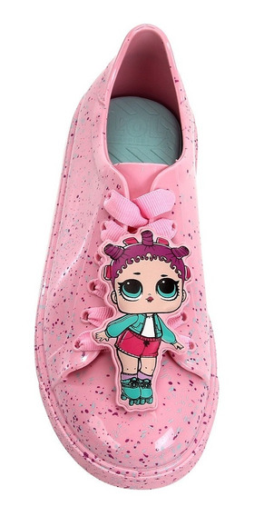 Tênis Lol Rosa Original Grendene Kids Infantil - Meninas