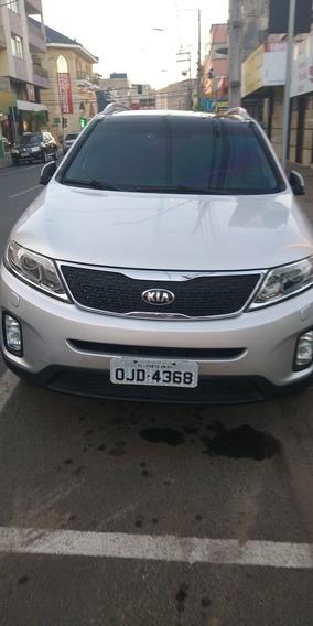 Kia Sorento 3.5 V6 Ex 7l 4x4 Aut. 5p 2014