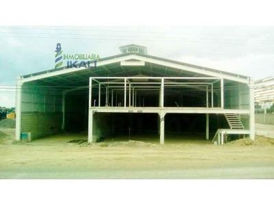 Renta Bodega Nueva 1476 M² Sobre El Libramiento Tuxpan Veracruz, Bodega Completamente Nueva Se Encuentra Ubicada En La Colonia Villa Rosita, Cuenta Con 1476 M² De Construcción, Son 30 M De Frente Por