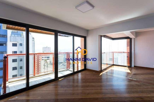 Apartamento Recém Reformado, Andar Alto, Condomínio Com Área De Lazer. - Ap3223