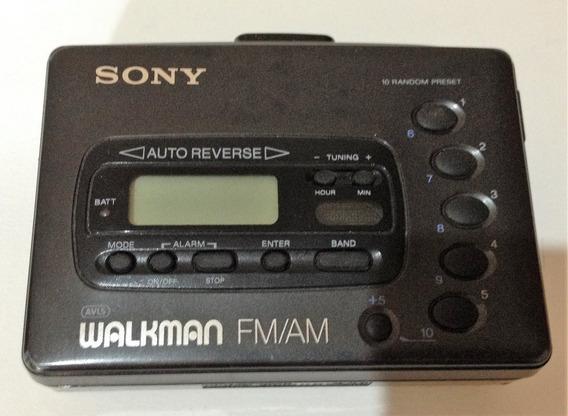 Radio Cassette Player Sony Wm-fx41
