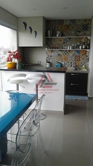 Pateo Catalunya 146m² - 4 Dorms E 2 Vagas - Estuda Permuta - 2648