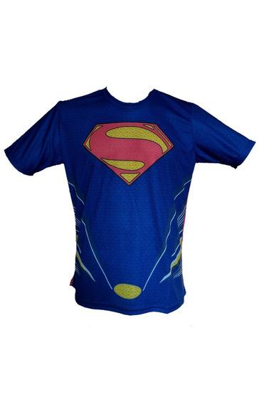 Playera Superheroes Superman
