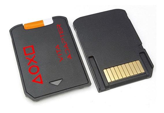 Adaptador Sd2vita 3.0 Microsd A Playstation Vita 1000 2000