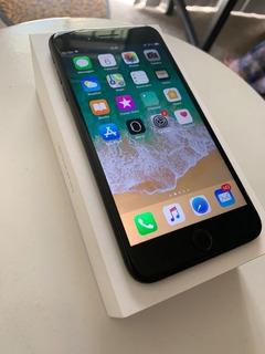 iPhone 7 Plus - 128gb Preto Matte