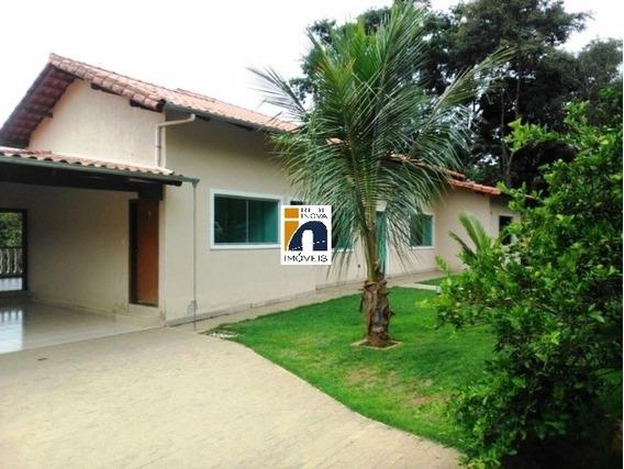 Casa Em Condomínio Com 4 Quartos Para Comprar No Nacional Em Contagem/mg - 127