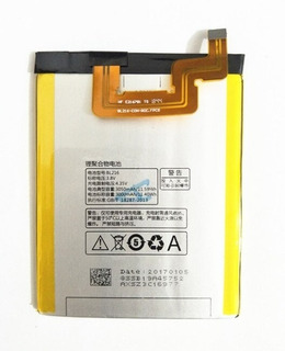 Lote Com 4 Baterias Lenovo K6 Bl216 Atenção Bl-216