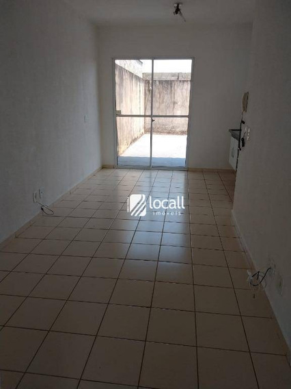Casa Com 2 Dormitórios À Venda, 50 M² Por R$ 160.000 - Parque Da Liberdade Iv - São José Do Rio Preto/sp - Ca2137