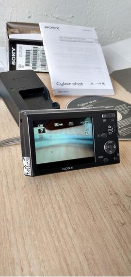 Câmera Sony Cyber-shot Dsc W510