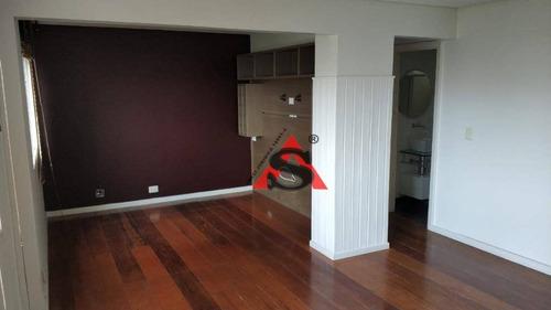Apartamento Com 2 Dormitórios Para Alugar, 74 M² Por R$ 2.800,00/mês - Cambuci - São Paulo/sp - Ap37759