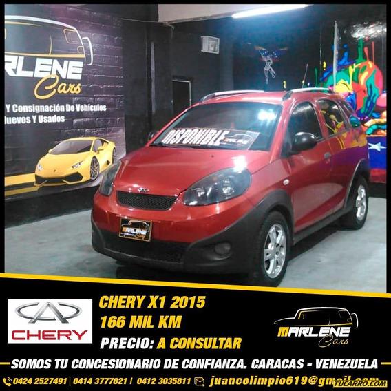 Chery Otros Modelos Sedan Sincronica