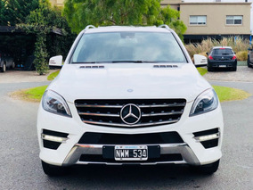 Mercedes-benz Ml 3.5 Ml350 4matic Sport B.eff Techo