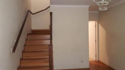 Lindo Sobrado Para Locação Em Condomínio - So0033