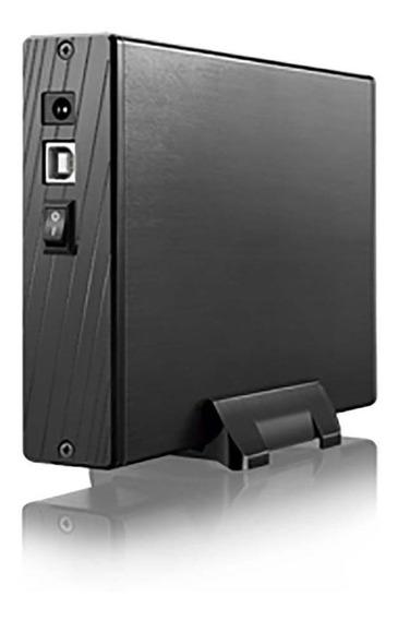 Case Para Hd Externo 35 Novo S/ Ventilador Multilaser Ga118