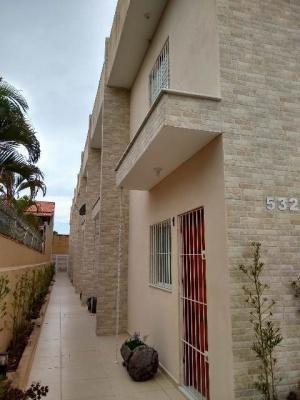 Imagem 1 de 14 de Casa Nova Em Itanhaém Lado Praia 2 Dormitórios. 7000e