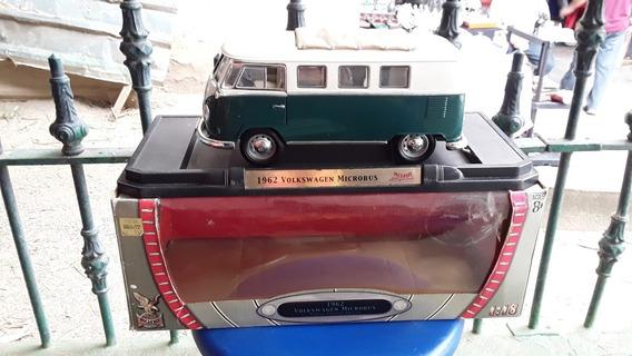 Vendo Auto Vw 1962 Micro Bus Road Signature Escala 1:18
