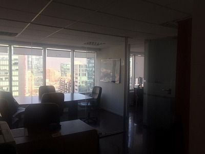 Oficina En Arriendo, Metro Manquehue