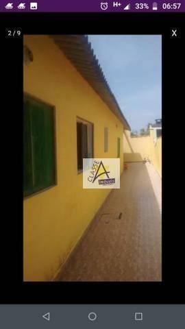 Imagem 1 de 6 de Casa Com 2 Dormitórios À Venda, 110 M² Por R$ 160.000,00 - Vera Cruz - Mongaguá/sp - Ca0206