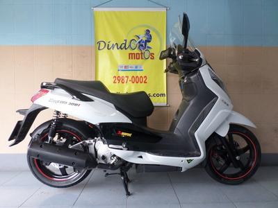 Dafra Citycom 300 2015