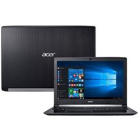 Notebook Acer 15,6´´ Intel I5-7200u, 4gb, 1tb, A515-51-55qd