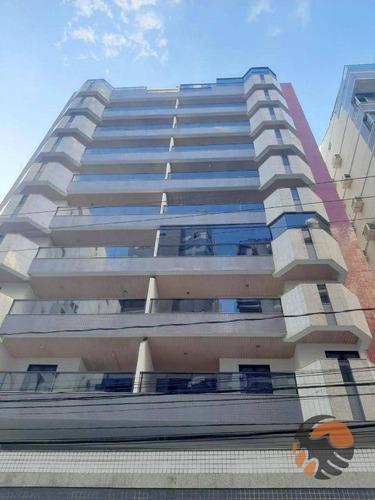 Apartamento Com 1 Quarto À Venda - Centro - Guarapari/es - Ap3199
