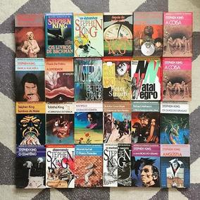 Coleção Mestres Do Horror E Da Fantasia Todos Os Livros