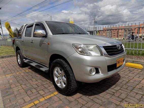 Toyota Hilux Hilux 2.5 Mt Aa
