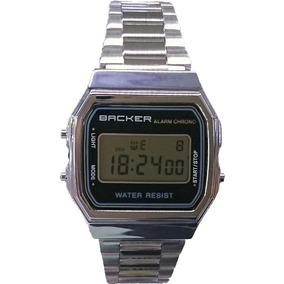 Relógio Backer - Vintage - 15001453m Pr