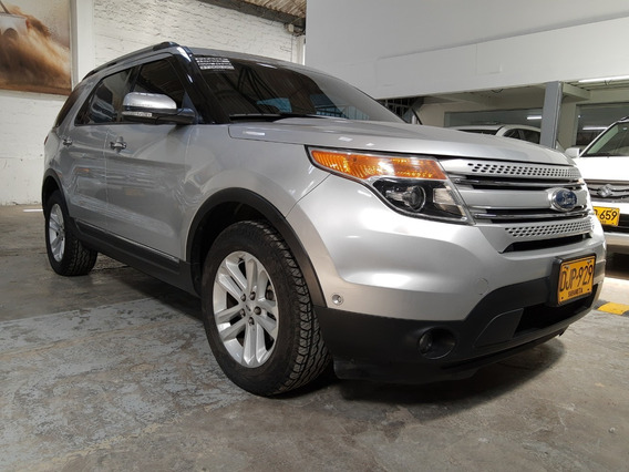 Ford Explorer Limited 4x2 Modelo 2013