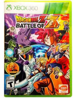 Dragon Ball Z Battle Of Z - Xbox 360