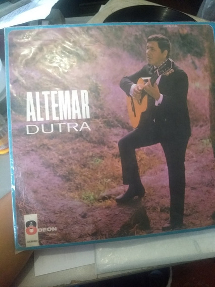Disco Lp Altemar Dutra (1968)