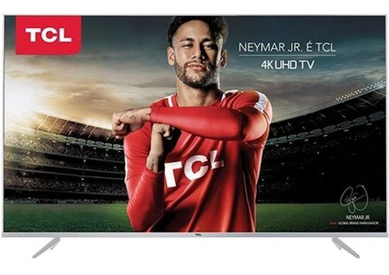 Smart Tv Ultra Hd 4k Led 55 Tcl P6us Hdr Hdmi Usb Wi-fi