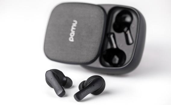 Fone Bluetooth Pamu Slide Preto, Pronta Entrega Lacrado + Nf