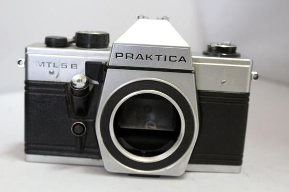Câmera Fotografica Praktica Mtl 5b Colecionador Retirada Pç