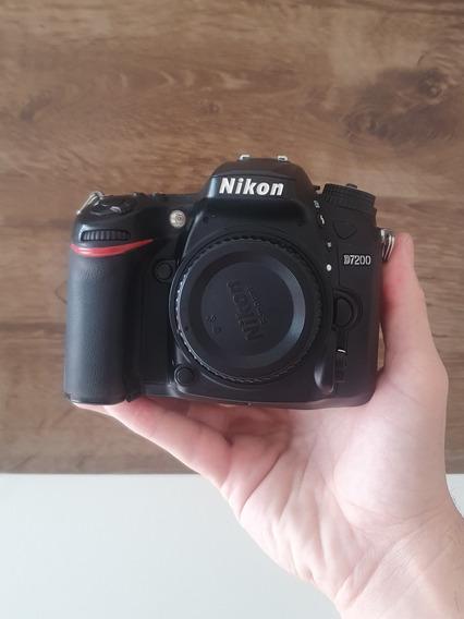 Nikon D7200 + 50mm 1.4g + Flash Godox V860ii