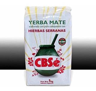 Te Stop Te De Hierbas Cbse Yerba Mate Con Hierbas Serrana