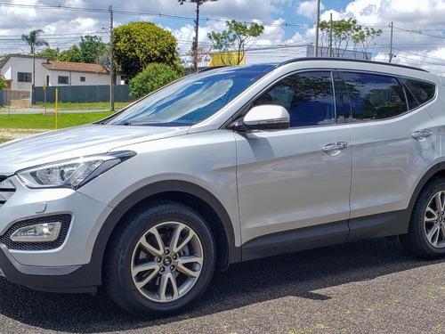 Hyundai Santa Fé Impecável! 3.3 Mpfi 4x4 7 Lugares V6 270cv