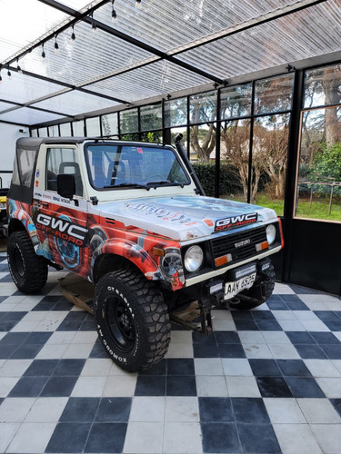 Suzuki Samurai 4x4 Turbo Diesel